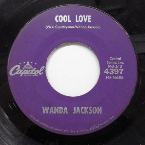 WANDA JACKSON - Let's Have A Party (Orig)
