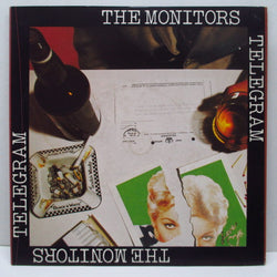 "MONITORS, THE - Telegram (UK Reissue 7"")"