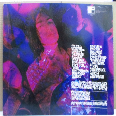 PUSSY GALORE-Right Now! (UK Orig.LP)