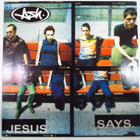 "ASH - Jesus Says (UK Orig.7"")"