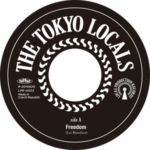 "TOKYO LOCALS, THE - Freedom (7""/New)"