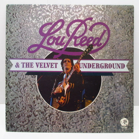 LOU REED - Lou Reed And The Velvet Underground (UK Orig.LP)