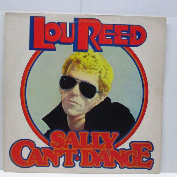 LOU REED - Sally Can't Dance (UK Orig.LP)