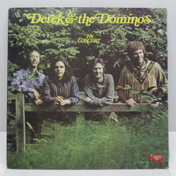 DEREK & THE DOMINOES - In Concert (UK Orig.2xLP/GS)