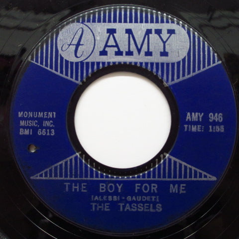 TASSELS - The Boy For Me ('66 Amy Re)