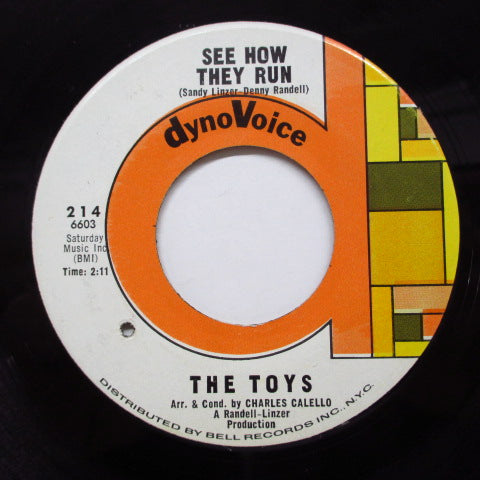 TOYS - Attack (Orig.Color Label)