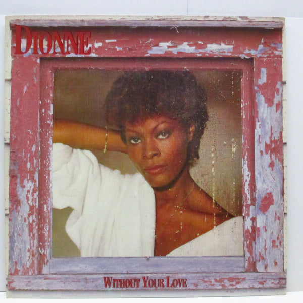 DIONNE WARWICK (DIONNE WARWICKE) (ディオンヌ・ワーウイック)  - Without Your Love (Japan Orig.LP)