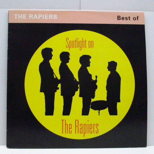 RAPIERS, THE (レイピアズ)  - Spotlight On The Rapiers - Best Of (German Orig.LP)