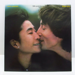 JOHN LENNON / YOKO ONO - Milk & Honey (UK Orig.LP)