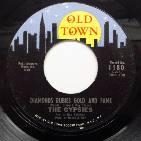 GYPSIES - Jerk It (2nd Press)