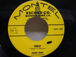 JOHN FRED & THE PLAYBOYS - Shirley / My Love For You (Orig)