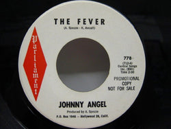 JOHNNY ANGEL - The Fever