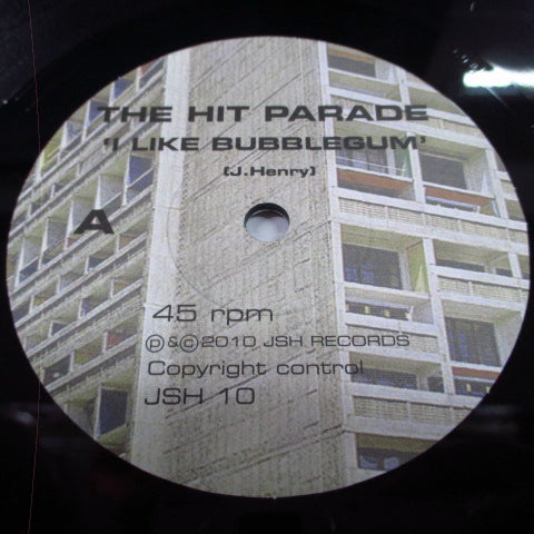 "HIT PARADE, THE - I Like Bubblegum (UK Orig.7"")"