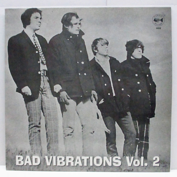 V.A. - Bad Vibrations Vol. 2 (German Unofficial LP)