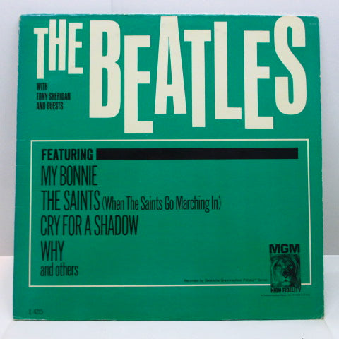 BEATLES - Beatles With Tony Sheridan & Guests (US Orig.Mono)