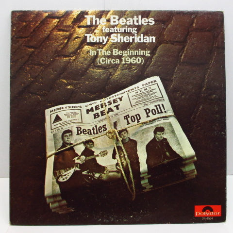 BEATLES (FEATURING TONY SHERIDAN) - In The Beginning (US:Orig.)