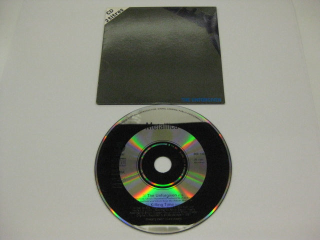 METALLICA - The Unforgiven / Killing Time (France Orig.CD)