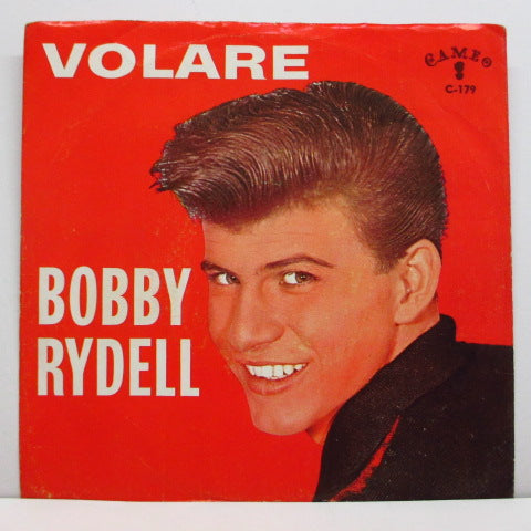 BOBBY RYDELL - Volare (Orig.+Picture Sleeve)