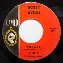 BOBBY RYDELL - Volare (Orig./ジャケ無し) – Time Bomb Records