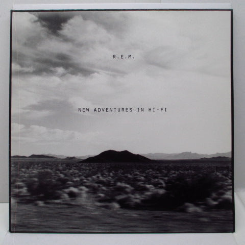 R.E.M. - New Adventures In Hi-Fi (EU Orig.2 x LP)