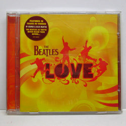 BEATLES - Love (EU Orig.CD)