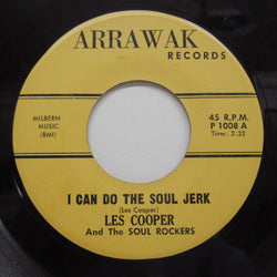 LES COOPER & THE SOUL ROCKERS - I Can Do The Soul Jerk (Orig)
