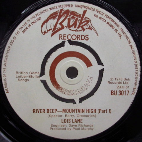 LOIS LANE - River Deep Mountain High (Part.1&2)