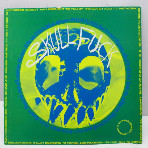 WALKINGSEEDS - Skullfuck (UK Orig.LP)