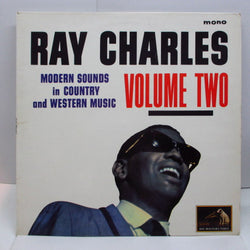 RAY CHARLES - Modern Sounds In Country And Western Music Vol.2 (UK Orig.Mono LP/CFS)