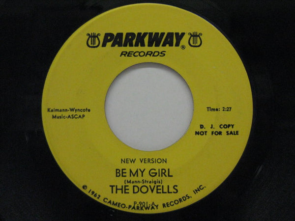 DOVELLS - Dragster On The Prowl / Be My Girl