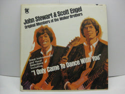 JOHN STEWART & SCOTT ENGEL - I Only Came To Dance With You (US Orig.Mono LP)