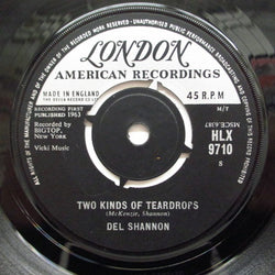 DEL SHANNON - Two Kinds Of Teardrops (UK Orig.)