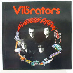 VIBRATORS - Vicious Circle (German Orig.)