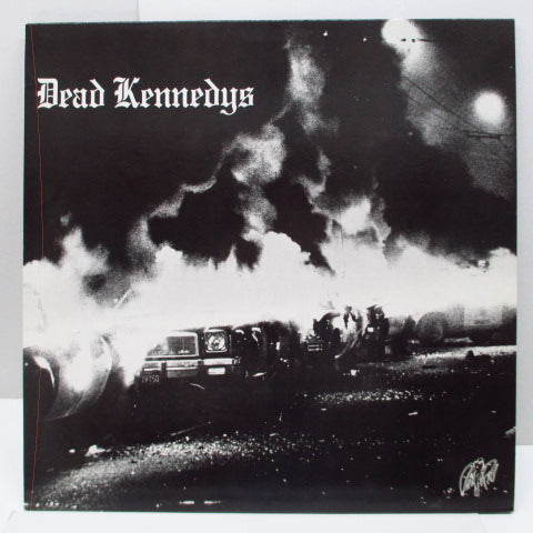 DEAD KENNEDYS - Fresh Fruit For Rotting Vegetables (UK Reissue LP/Green Back CVR)