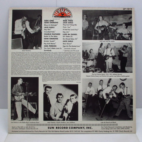 V.A. - Rock-A-Billy Blues (UK Orig.LP)