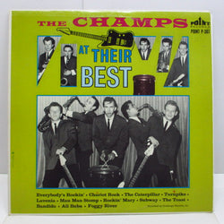 CHAMPS - At Their Best (Canada Orig.Mono LP)