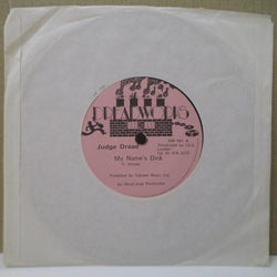 "JUDGE DREAD - My Name's Dick (UK Orig.7"")"