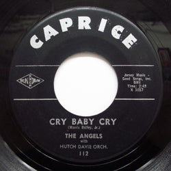 ANGELS - Cry Baby Cry (Orig.)