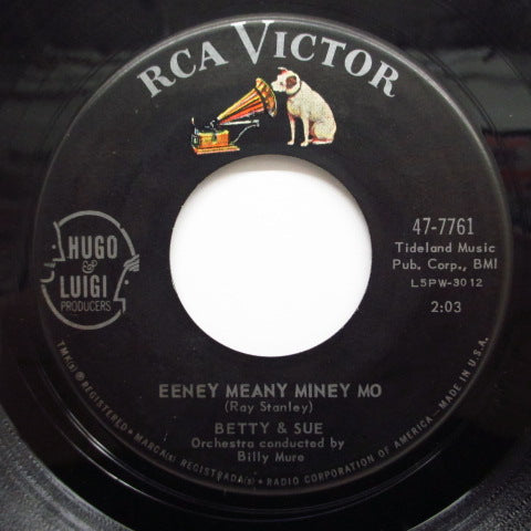 BETTY & SUE - Eeney Meany Miney Mo (Orig.)