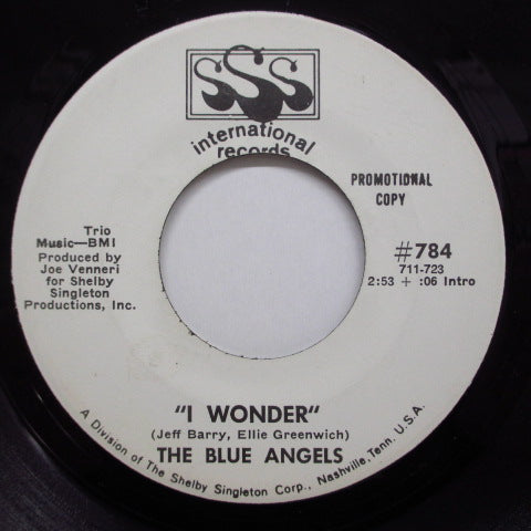 BLUE ANGELS - I Wonder (Promo)
