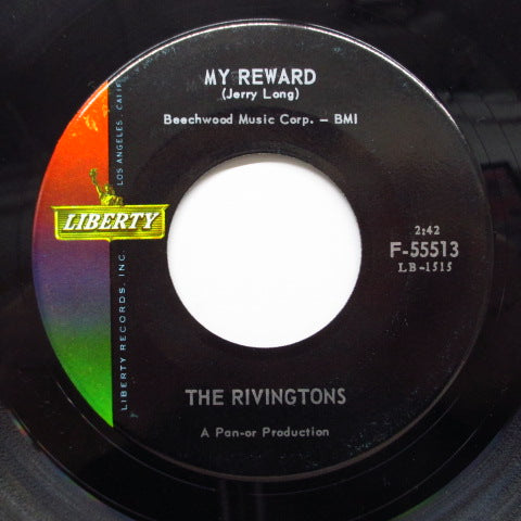 RIVINGTONS - Kickpoo Joy Juice (Orig)