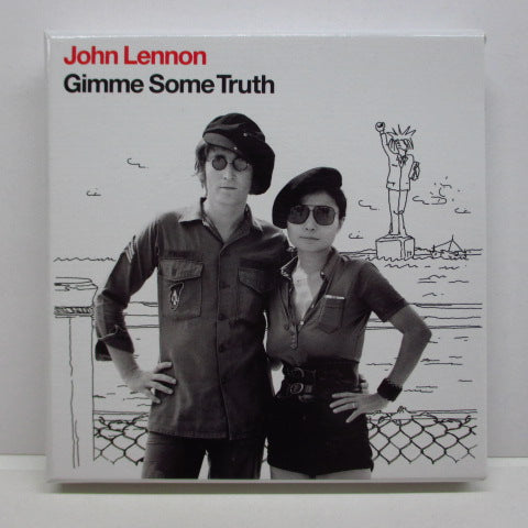 JOHN LENNON - Gimme Some Truth (EU Orig.4xCD)