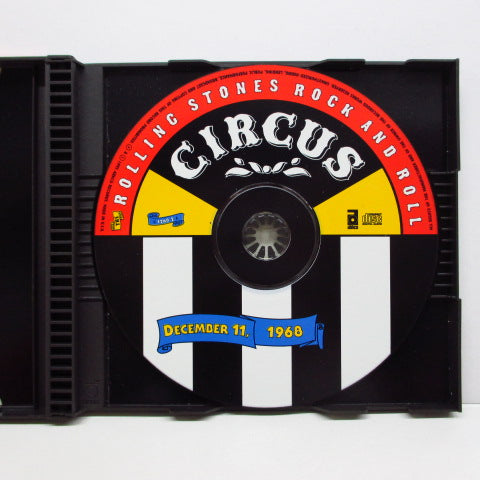 ROLLING STONES - Rock And Roll Circus (US Orig.CD)