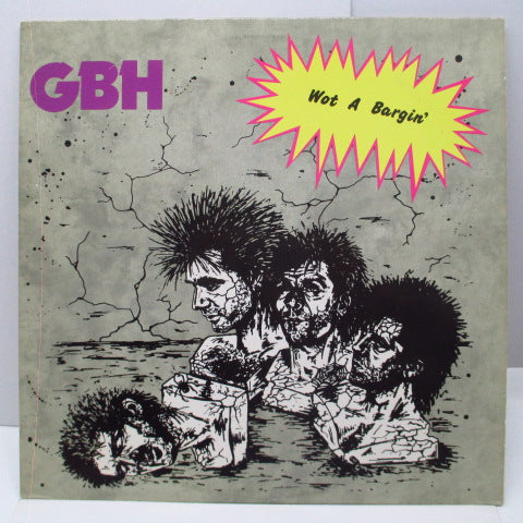 "(Charged) G.B.H - Wot A Bargin' (US Orig.12"")"