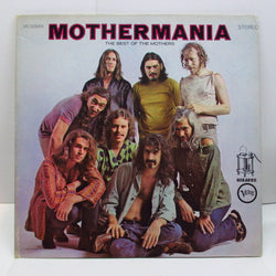 FRANK ZAPPA (MOTHERS OF INVENTION) - Mothermania The Best Of The Mothers (US '72 MGM-Verve RE Stereo LP/GS)