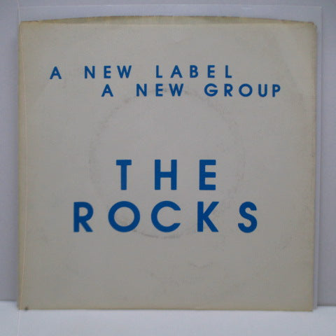 "(Butch Willis & )ROCKS, THE - The Gardens Outside (US Orig.7"")"