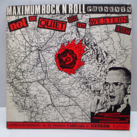 V.A. - Not So Quiet On The Western Front (US Orig.2xLP/No Booklet)