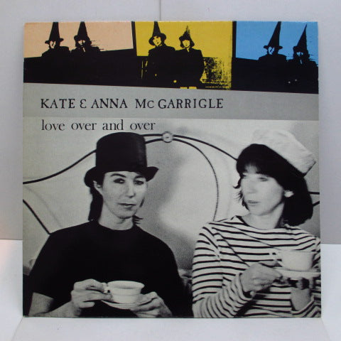 KATE & ANNA McGARRIGLE - Love Over And Over (UK:Orig.)