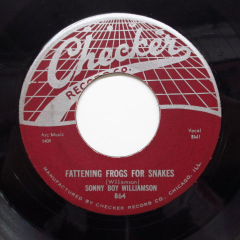 SONNY BOY WILLIAMSON - Fattening Frogs For Snakes (Orig)