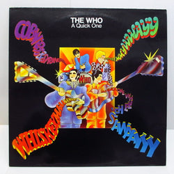 WHO - A Quick One / Sell Out (UK 80's Reissue 2xLP)